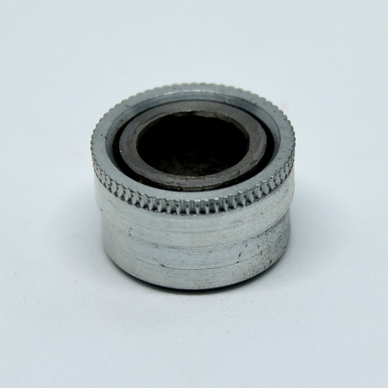 Zin flush mounting sheet metal bushes